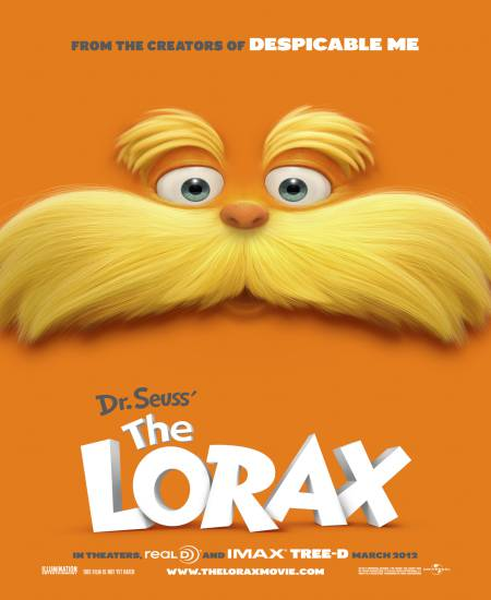 The Lorax 2012 Dual Audio Hindi 480p BluRay ESubs 320MB Download