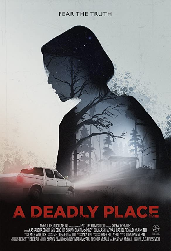 A Deadly Place 2020 English 720p HDRip 850MB Download