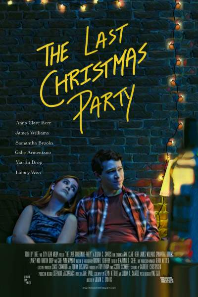 The Last Christmas Party (2020) English Movie 480p HDRip 300MB Download