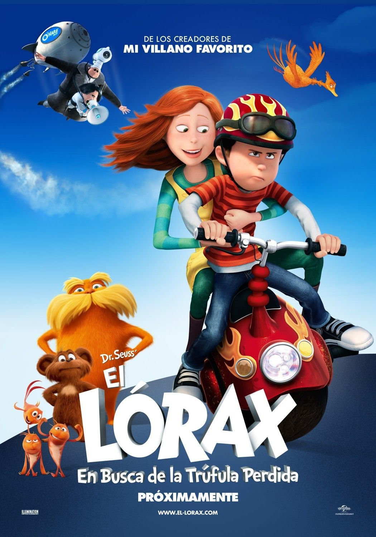 The Lorax 2012 Hindi Dual Audio 480p BluRay 300MB Download