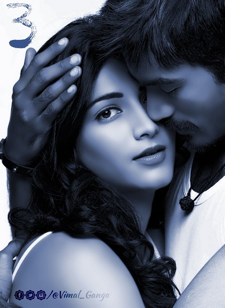 3 (Three) 2012 Dual Audio Hindi ORG 700MB UNCUT HDRip 720p HEVC x265 ESubs Download