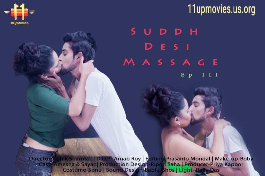 Suddh Desi Massage Parlour 2020 S02E03 Hindi 11upmovies Web Series 720p HDRip 170MB x264