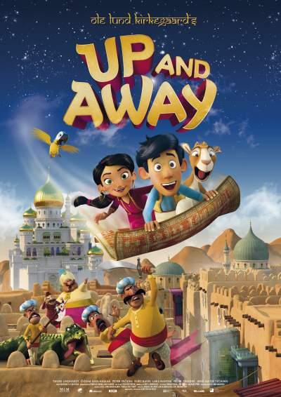 Up And Away 2018 Hindi ORG Dual Audio 300MB HDRip Download