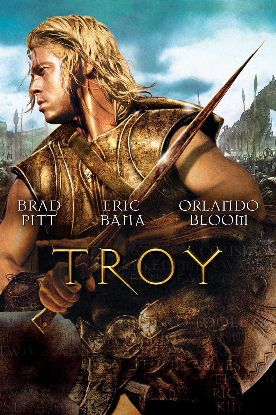 Troy (2004) Dual Audio Hindi 650MB BluRay 480p ESubs Download