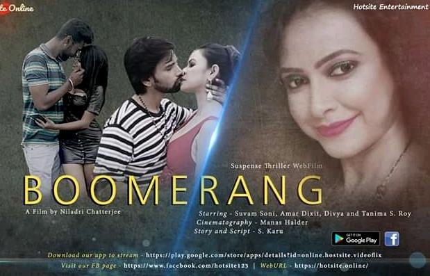18+ Boomerang 2020 HotSite Hindi Hot Short Film 720p HDRip 200MB x264 AAC