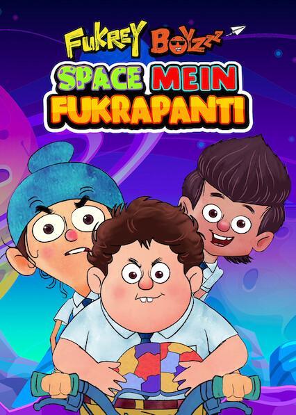 Fukrey Boyzzz Space Mein Fukrapanti (2020) Hindi 480p NF HDRip 300MB Download