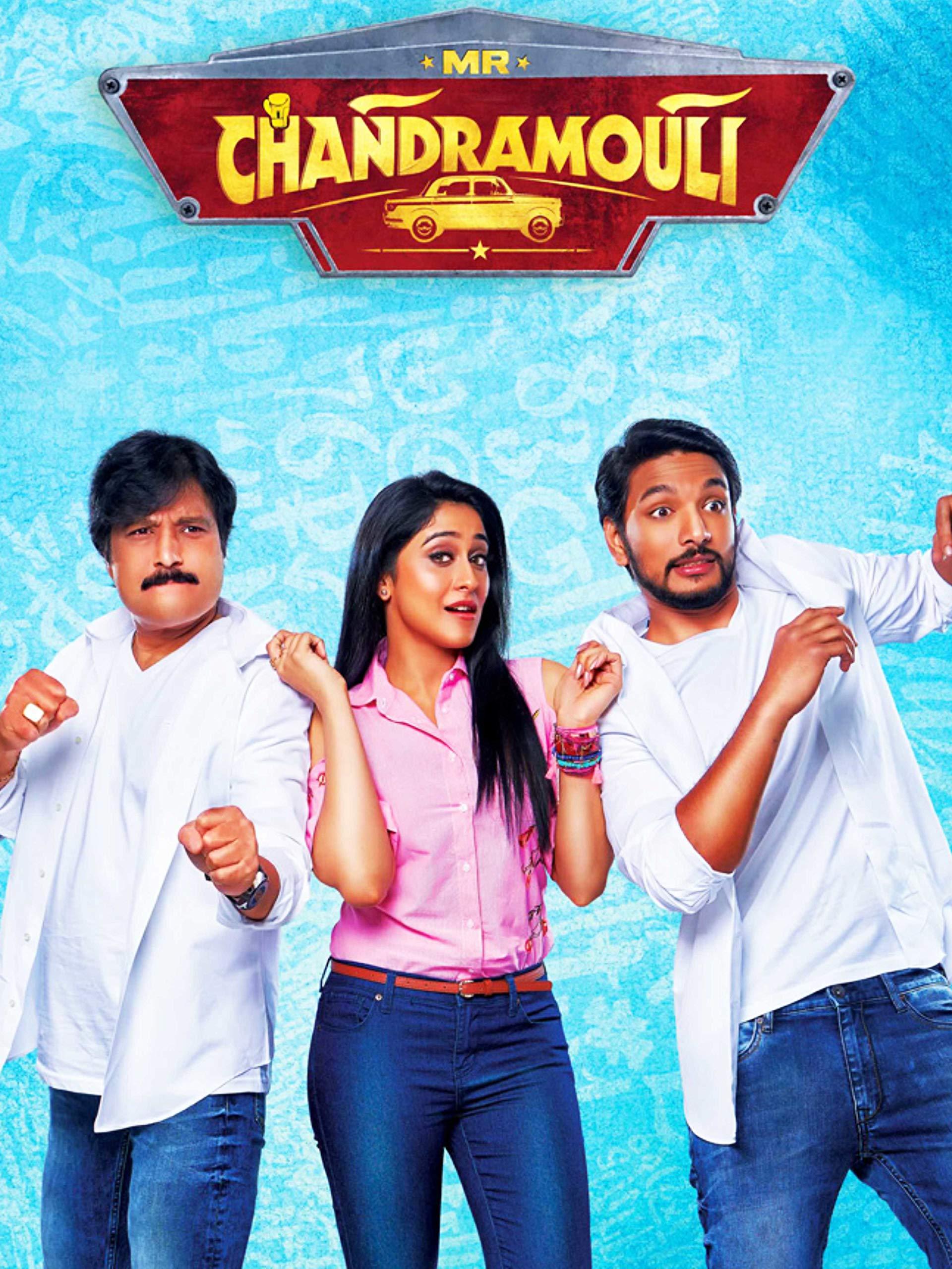 Mr. Chandramouli (2018) Hindi Dubbed 480p HDRip 350MB Download
