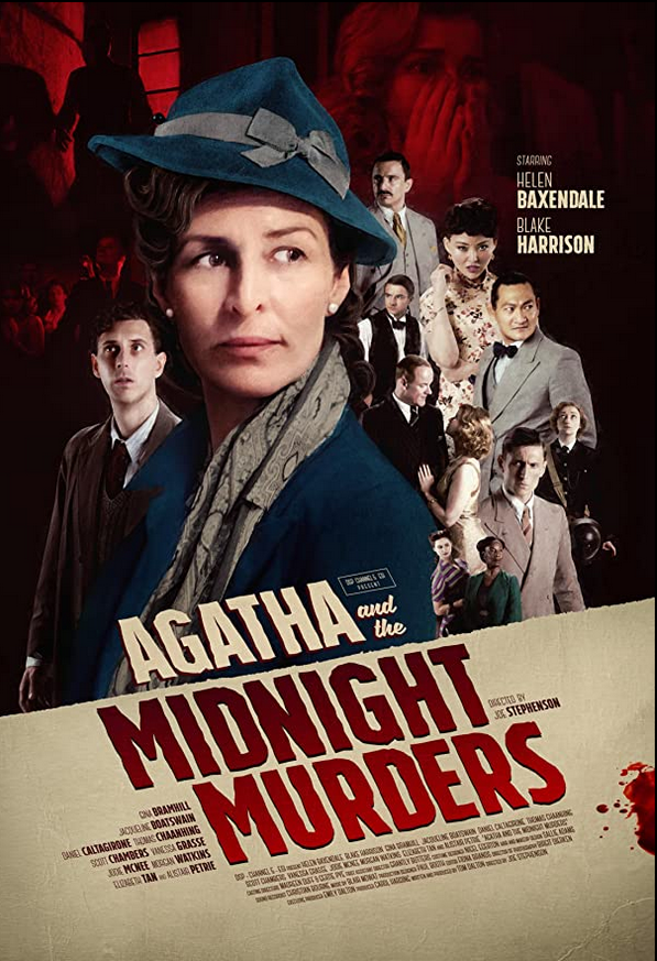 Agatha and the Midnight Murders 2020 English 280MB HDTVRip ESub Download