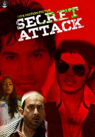 Secret Attack (2020) Hindi 480p HDRip 300MB Download