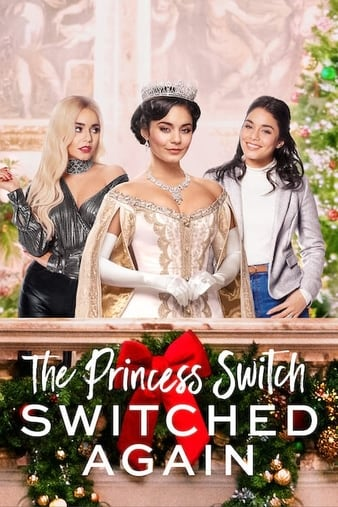 The Princess Switch: Switched Again (2020) English 480p HDRip 300MB Download