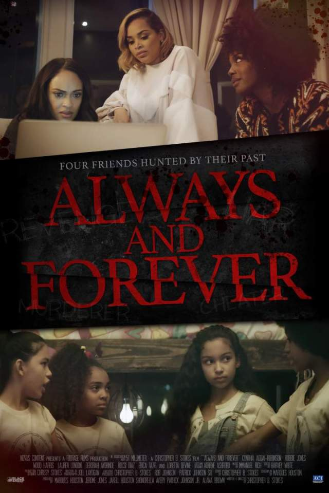 Always and Forever (2020) English 720p HDRip 800MB Download