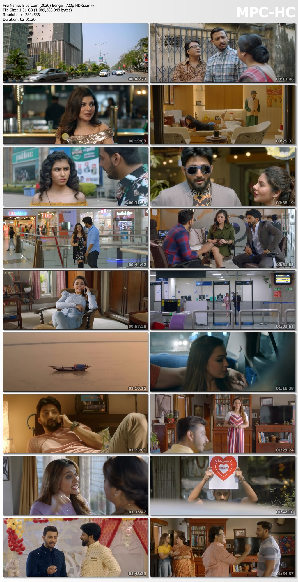 Biye.Com (2020) Bengali 720p HDRip.mkv thumbs
