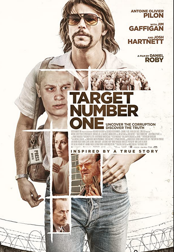 Target Number One 2020 Dual Audio Hindi ORG 720p BluRay ESub 1.1GB Download