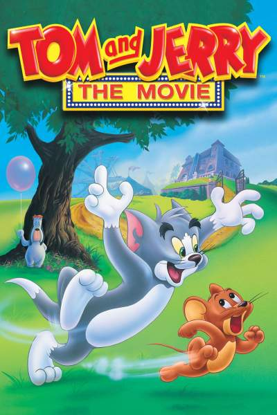 Tom and Jerry The Movie 1992 Hindi Dual Audio 300MB HDRip Download