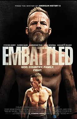 Embattled 2020 English 370MB HDRip Download