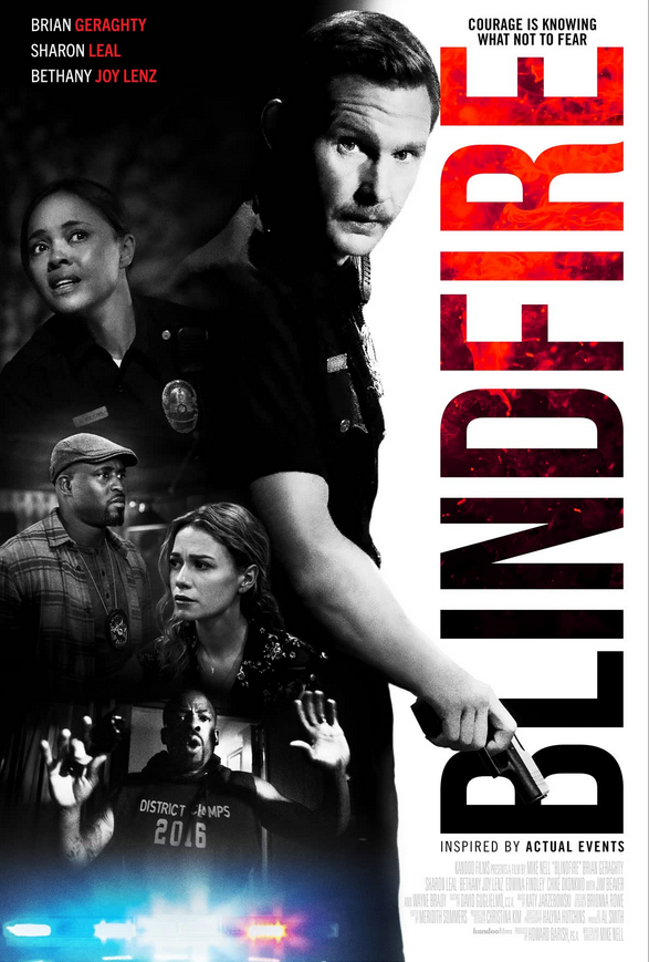 Blindfire 2020 English 720p HDRip 796MB | 260MB Download