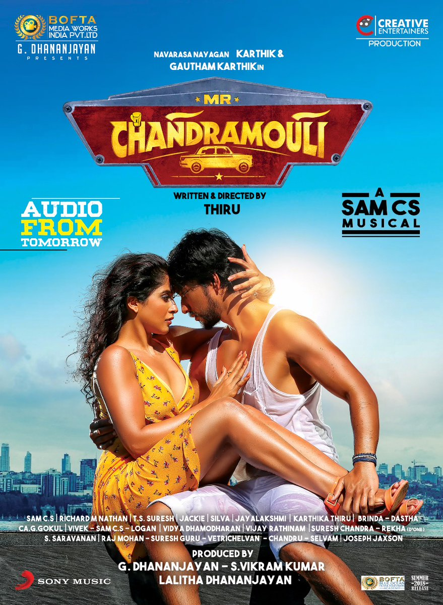Download Super Star Karthik (Mr. Chandramouli) 2020 Hindi Dubbed 720p HDRip 700MB
