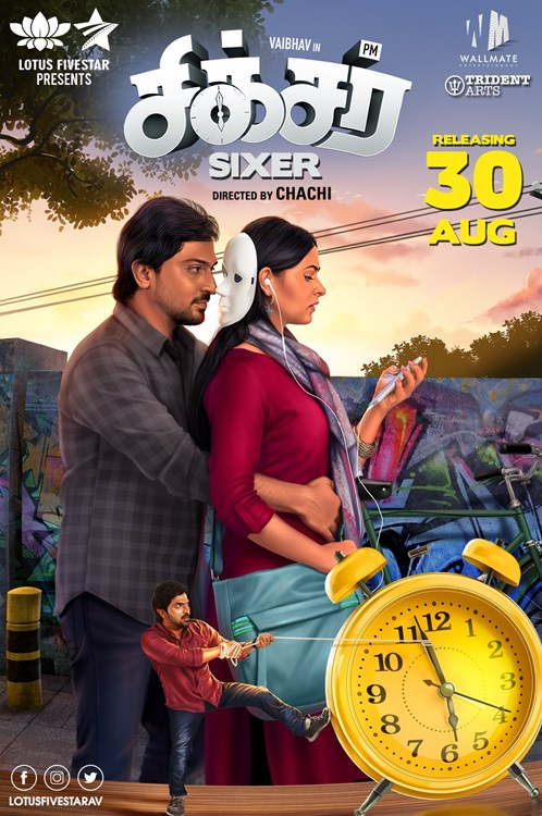 Download Sixer (2020) Hindi Dubbed 720p HDRip 800MB