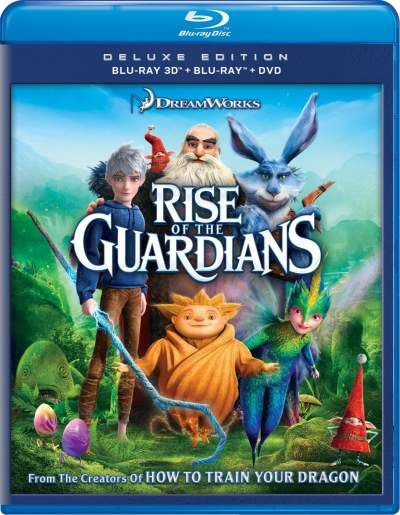 Rise of the Guardians 2012 Hindi Dual Audio 720p BluRay 700MB Download