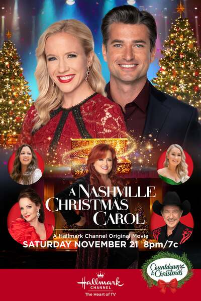 A Nashville Christmas Carol (2020) English 720p HDRip 800MB Download