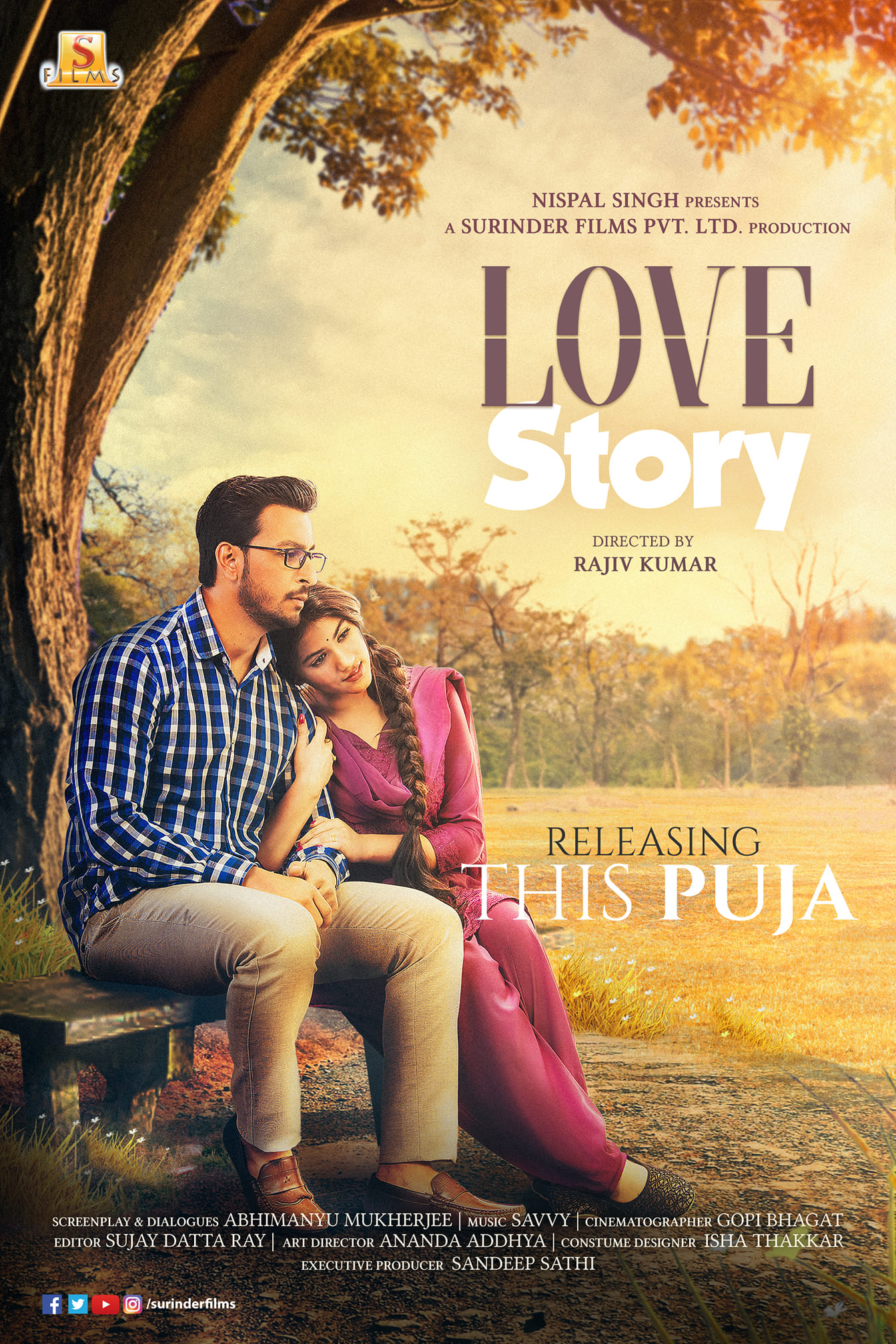 Love Story 2020 Bengali Movie 720p HDRip 1GB x264 MKV *Exclusive*