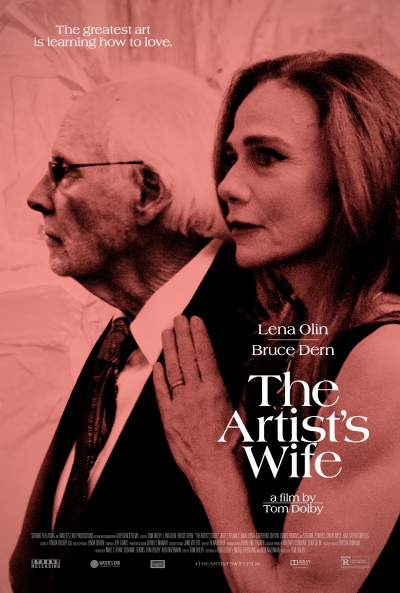 The Artist's Wife (2019) English 480p HDRip 300MB Download