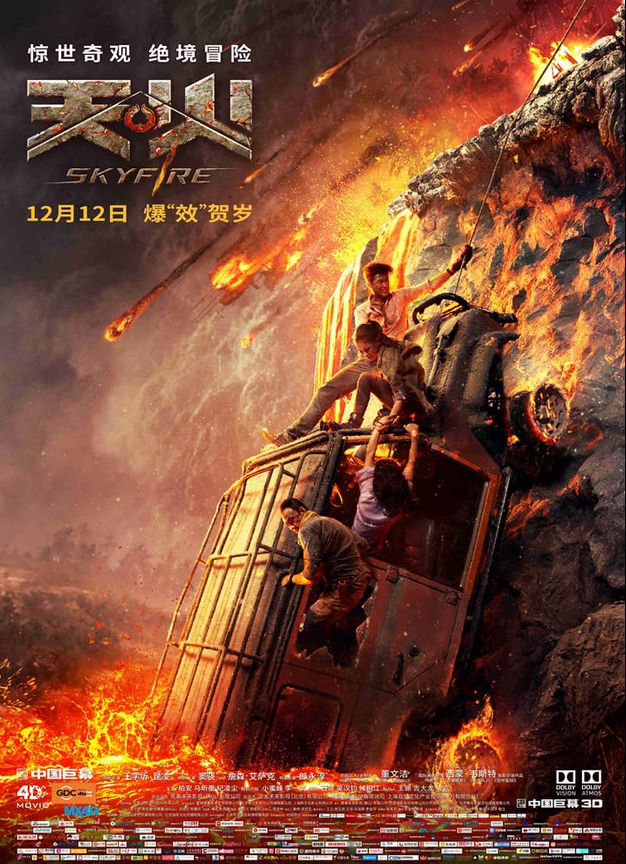 Skyfire 2019 English 720p HDRip ESub 800MB Download