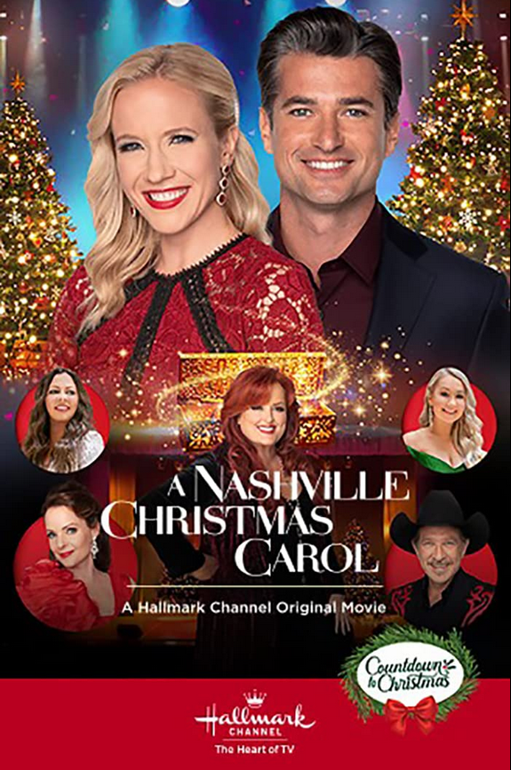 A Nashville Christmas Carol 2020 English 720p HDTVRip ESub 850MB Download