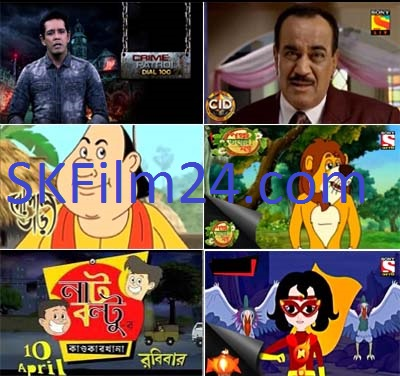 All Tv Cartoon This Week 10 January 2021 Download Zip