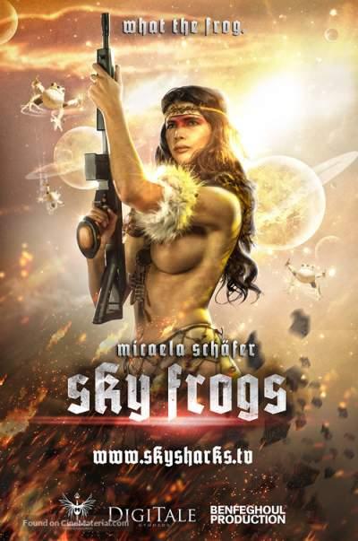 Sky Sharks (2020) English 480p HDRip 300MB Download
