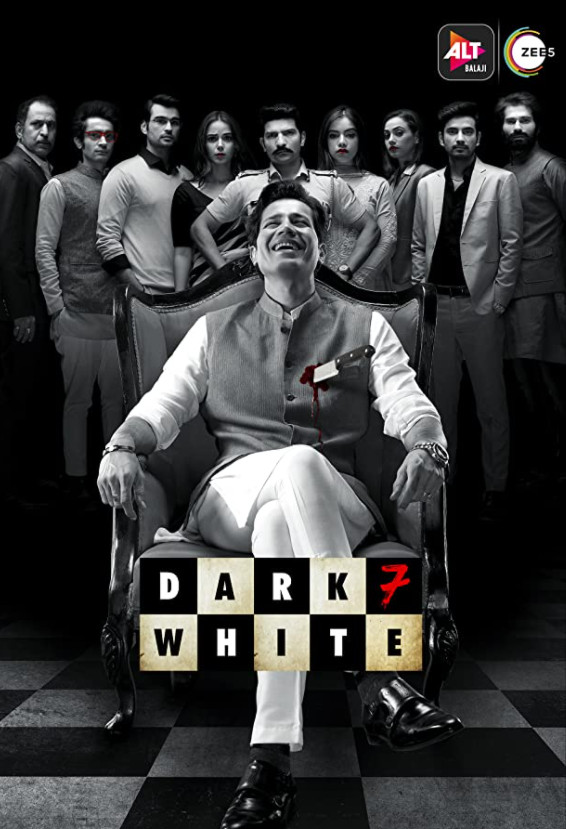 18+ Dark 7 White 2020 S01 Complete Hindi Altbalaji Web Series 720p HDRip 900MB Download