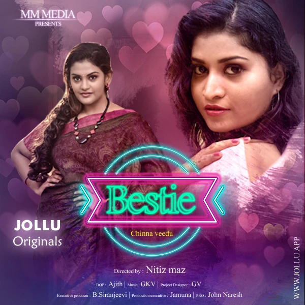 18+ Bestie 2020 Jollu Originals Hindi Short Film 720p HDRip 200MB x264 AAC