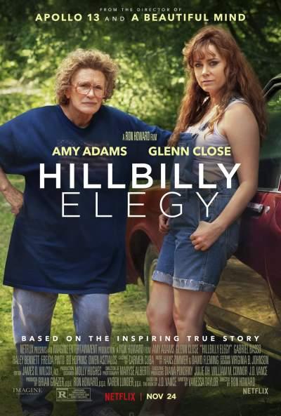 Hillbilly Elegy 2020 Hindi ORG Dual Audio 720p NF HDRip 800MB Download