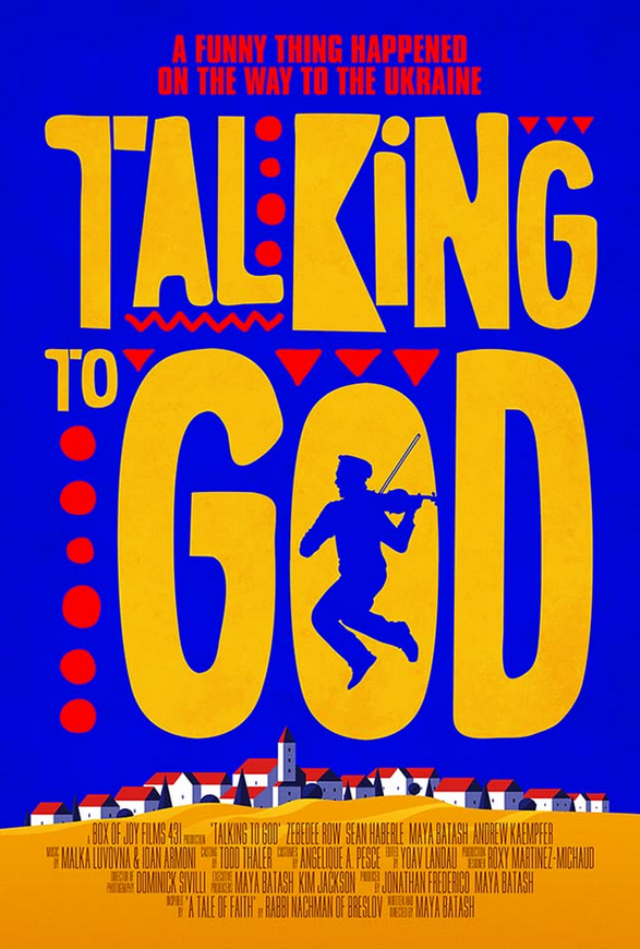 Talking to God 2020 English 240MB HDRip Download