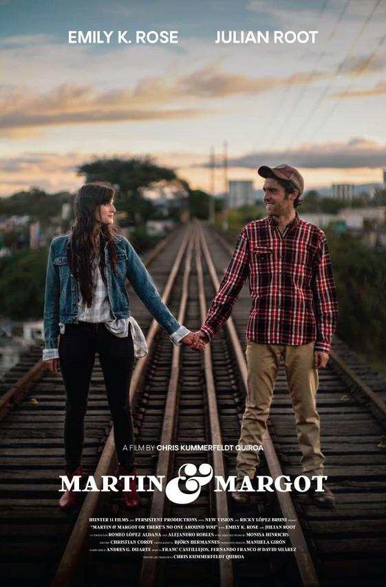 Martin and Margot 2020 English 720p HDRip 850MB Download