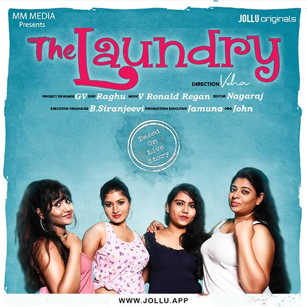 18+ The Laundry 2020 Jollu Originals Hindi Short Film 720p HDRip 200MB Download