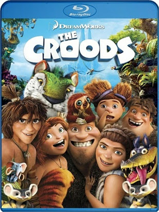 The Croods 2013 Hindi Dual Audio 350MB BluRay Download