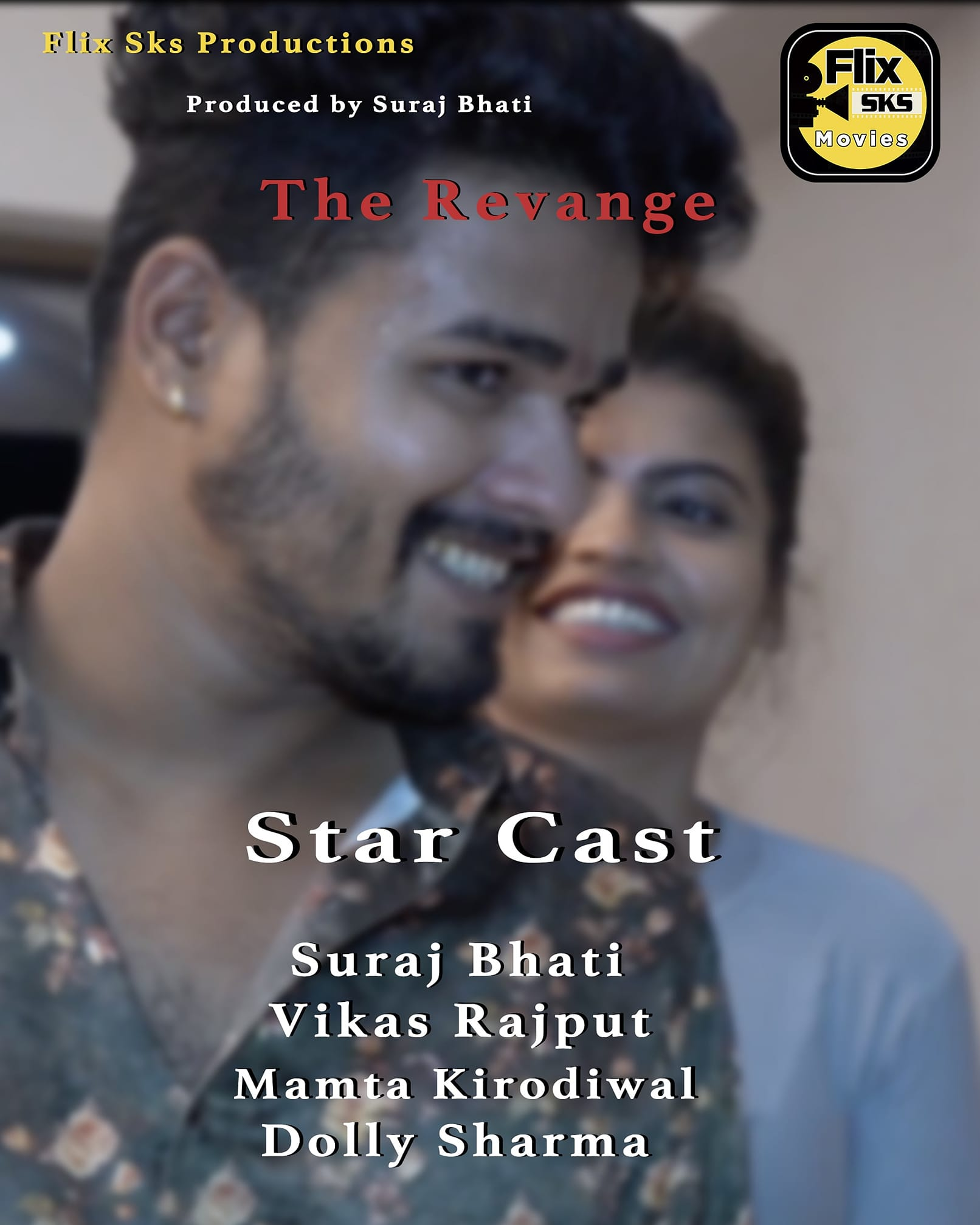 18+ The Revange (2020) FlixSKSMovies Hindi Short Film 720p HDRip 200MB Download