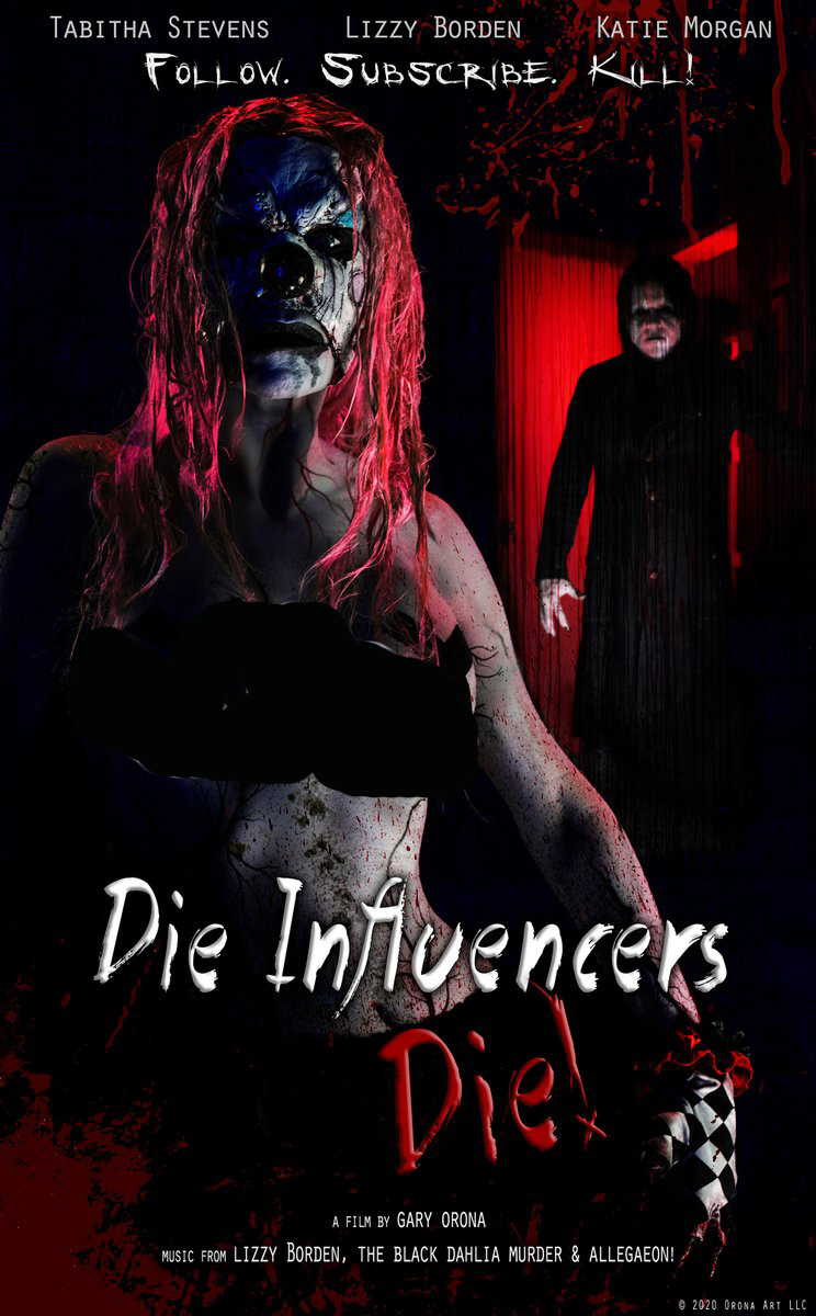 18+ Die Influencers Die The Movie 2020 English 720p HDRip 500MB Download