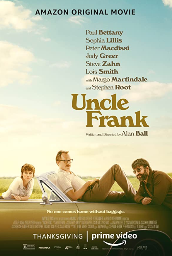 Uncle Frank 2020 English 300MB HDRip ESub Download