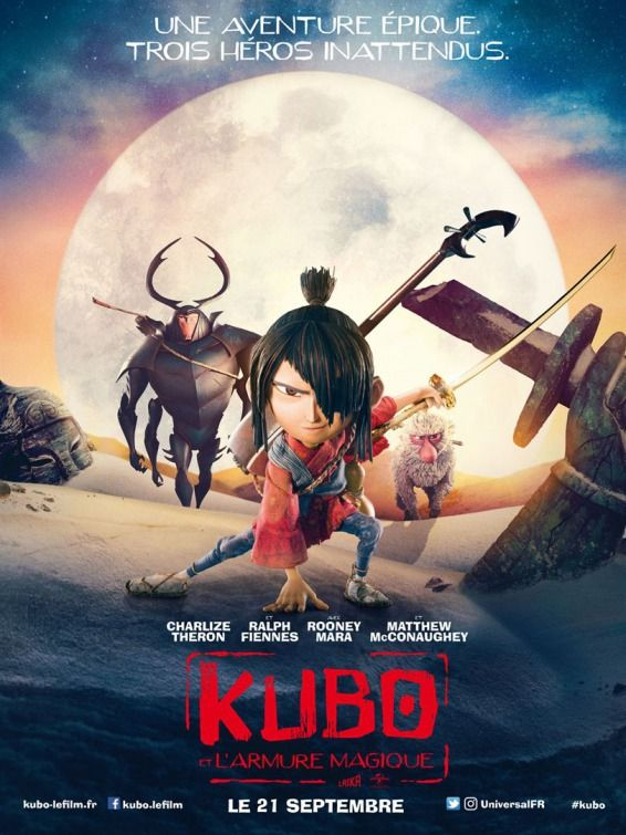 Kubo and the Two Strings 2016 Hindi Dual Audio 720p BluRay 800MB Download