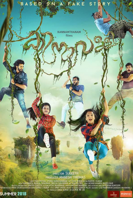 Kinavally (2020) Hindi Dubbed Movie 720p HDRip 1.1GB Download