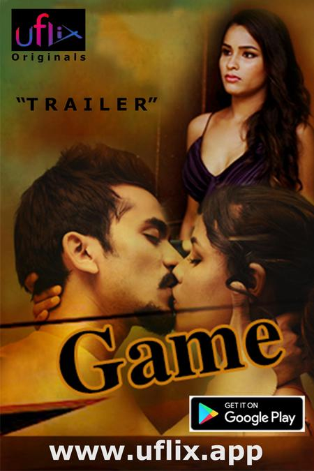 18+ Game 2020 S01E02 Uflix Original Hindi Web Series 720p HDRip 200MB Download
