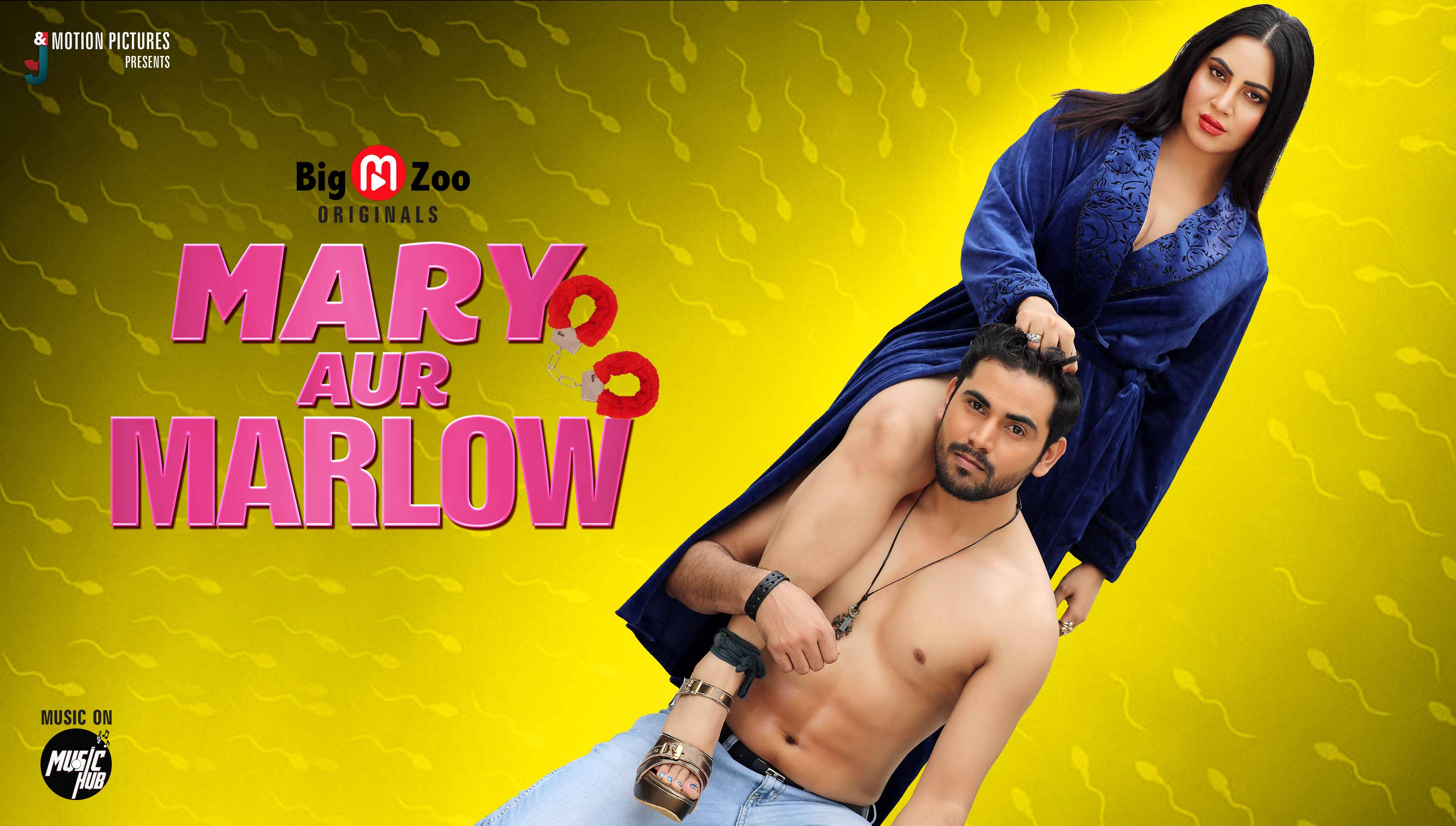 Mary Aur Marlow 2020 S01EP01 Hindi Big Movie Zoo Original Web Series 720p HDRip 100MB x264 AAC