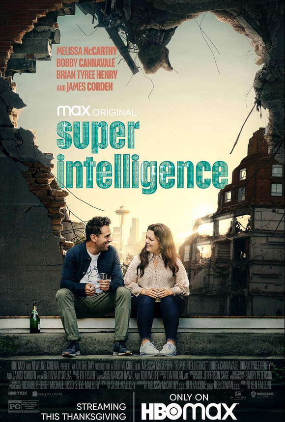 Superintelligence 2020 English 350MB HDRip ESub Download