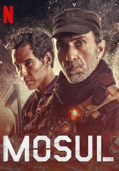 Mosul 2020 Arbic 320MB Netflix HDRip ESub Download
