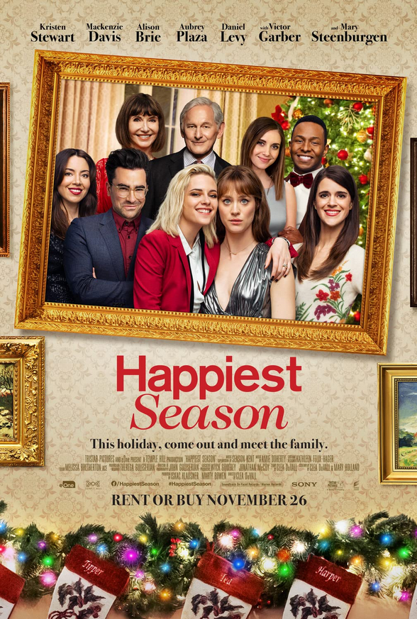 Happiest Season 2020 English 300MB HDRip ESub Download