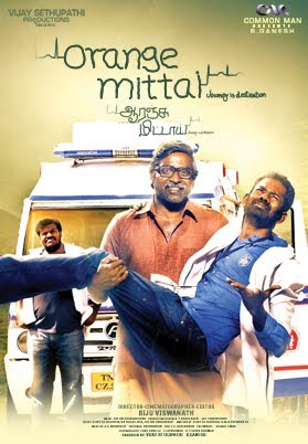 Orange Mittai 2015 Hindi Dual Audio 720p UNCUT HDRip 1.2GB Download