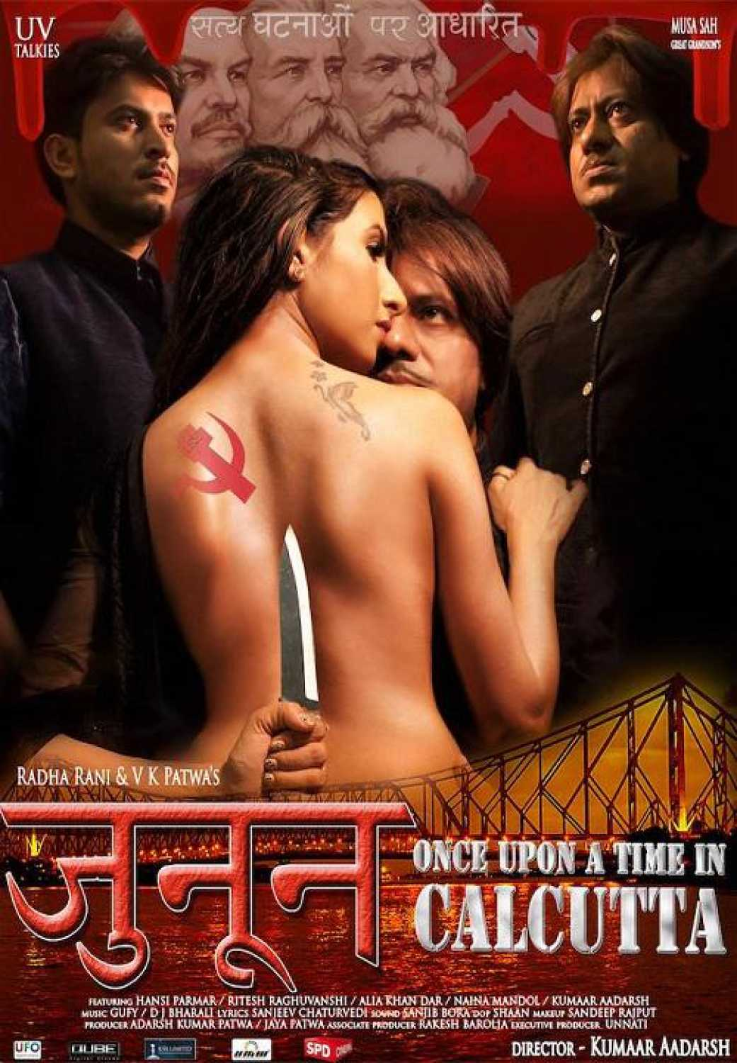 JUNOON Once Upon A Time In Calcutta (S01EP01-02) Hindi Original Web Series 720P HDRip 270MB Download