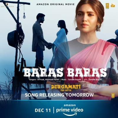Baras Baras (Durgamati 2020) Hindi Video Song 1080p HDRip Download